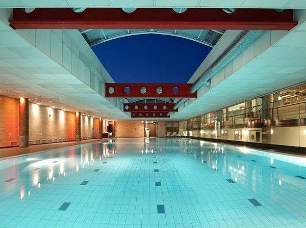 Techo piscina m vil lightcover piscina para todo el a o - Techo piscina cubierta ...